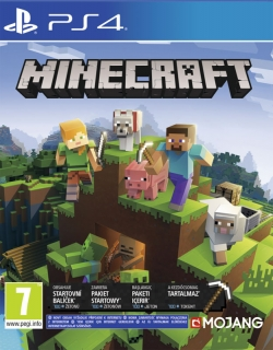 Minecraft PS4 Bedrock Edition