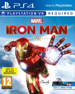 Iron Man VR PS4