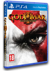 novinka God of War 3 remastered hra na Playstation 4