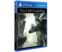 novinka Last Guardian hra na Playstation 4