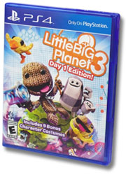 LittleBig Planet 3 hra na Playstation 4