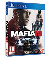 Mafia 3 hra na Playstation 4