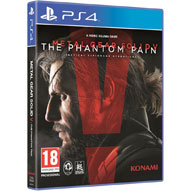 Metal Gear Solid Phantom Pain Playstation 4 hra