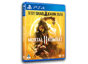 novinka hra Mortal Kombat 11 na Playstation 4