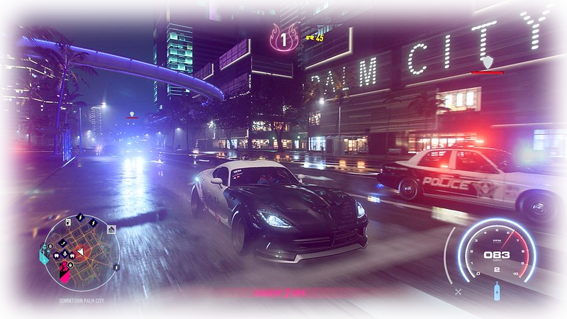 Need for Speed Heat závodní hra na Playstation 4