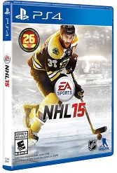 NHL 15 hra na Playstation 4