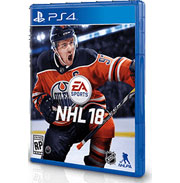 PS4 hra NHL 18