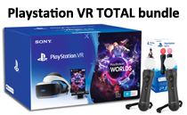 Playstation VR double Move bundle