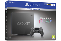 Playstation 4 Slim 1TB Days of Play edice