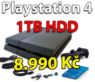 Playstation 4 s 1TB HDD