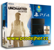 Playstation 4 Uncharted bundle