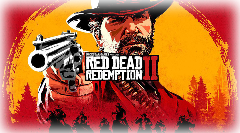 PS4 hra Red Dead Redemption 2 PS4
