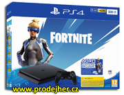 Playstation 4 Slim + Fortnite