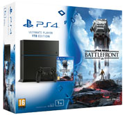Playstation 4 Battlefront bundle