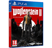 novinka Wolfenstein 2 hra na Playstation 4