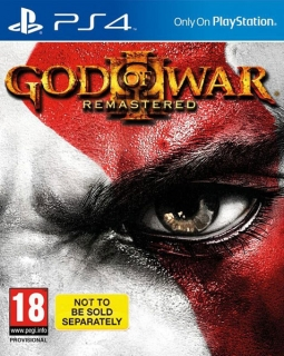 God of War 3 PS4 remastered