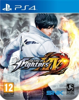 King of Fighters XIV PS4