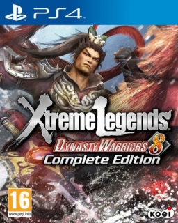 Dynasty Warriors 8: Complete PS4