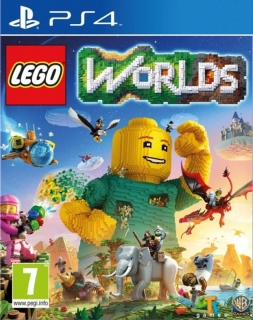 Lego Worlds PS4 CZ