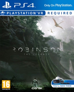 Robinson: The Journey VR PS4 - vyžaduje Playstation VR