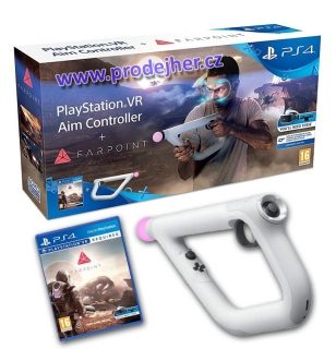 Farpoint PS4 VR + Aim Controller Bundle