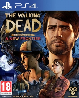 The Walking Dead: The Telltale Series - A new Frontier PS4