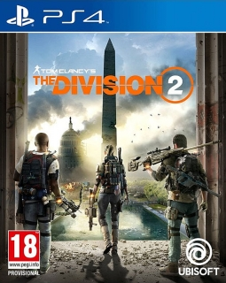 The Division 2 PS4 CZ