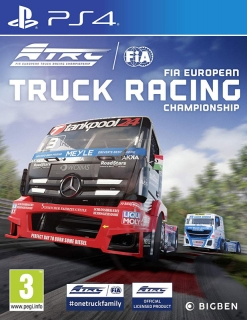 FIA European Truck Racing PS4